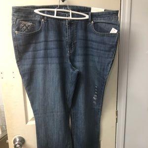 Plus-siz Jeans!!!